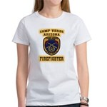 Camp Verde Fire Dept Women's T-Shirt