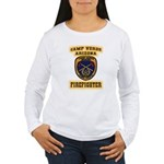 Camp Verde Fire Dept Women's Long Sleeve T-Shirt