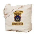Camp Verde Fire Dept Tote Bag