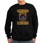 Camp Verde Fire Dept Sweatshirt (dark)