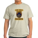 Camp Verde Fire Dept Light T-Shirt