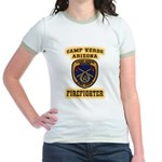 Camp Verde Fire Dept Jr. Ringer T-Shirt