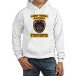 Camp Verde Fire Dept Hooded Sweatshirt