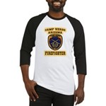 Camp Verde Fire Dept Baseball Jersey
