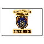 Camp Verde Fire Dept Banner