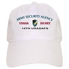 14th USASAFS Japan Baseball Cap