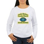 Solvang Police Women's Long Sleeve T-Shirt