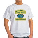 Solvang Police Light T-Shirt