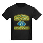 Solvang Police Kids Dark T-Shirt