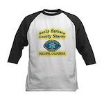 Solvang Police Kids Baseball Jersey