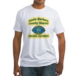 Solvang Police Fitted T-Shirt