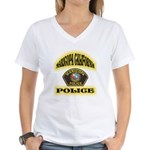 Maricopa Police Women's V-Neck T-Shirt