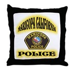 Maricopa Police Throw Pillow