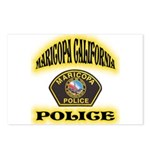 Maricopa Police Postcards (Package of 8)