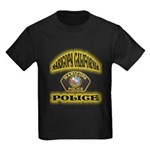 Maricopa Police Kids Dark T-Shirt