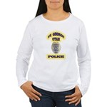 St George Police Women's Long Sleeve T-Shirt