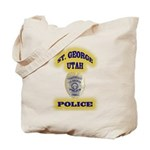 St George Police Tote Bag