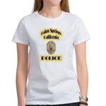 Palm Springs CA Police Women's T-Shirt