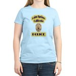 Palm Springs CA Police Women's Light T-Shirt