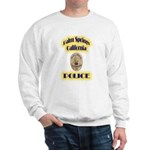 Palm Springs CA Police Sweatshirt