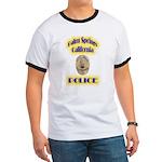 Palm Springs CA Police Ringer T