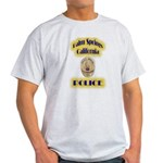Palm Springs CA Police Light T-Shirt
