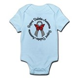Support Diabetes Awareness Infant Bodysuit