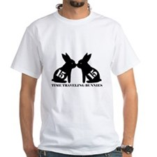 Unique Time traveling rabbits Shirt