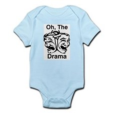 Oh, The Drama Infant Bodysuit