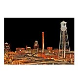 Cute Durham north carolina Postcards (Package of 8)