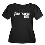 Dexter Take It Now Women's Plus Size Scoop Neck Da