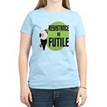 Resistance is Futile Women's Light T-Shirt