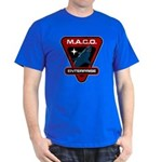 Enterprise MACO (large) Dark T-Shirt
