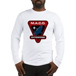 Enterprise MACO (large) Long Sleeve T-Shirt