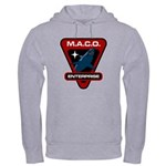 Enterprise MACO (large) Hooded Sweatshirt