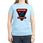 Enterprise MACO (large) Women's Light T-Shirt