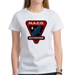 Enterprise MACO (large) Women's T-Shirt