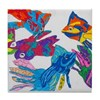 Anastasia's Fish Tile Coaster