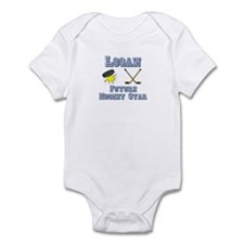 Logan - Future Hockey Star Infant Bodysuit
