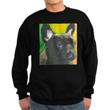 Brindle French Bulldog Sweatshirt