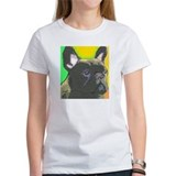 Brindle French Bulldog Tee