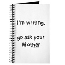 Writing, ask mom Journal