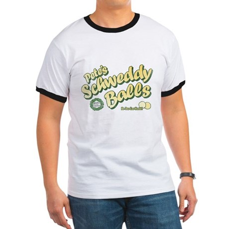 Schweddy Balls SNL Ringer T