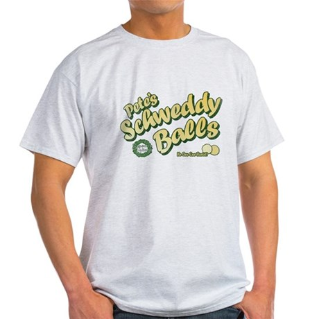 Schweddy Balls SNL Light T-Shirt