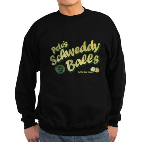 Schweddy Balls SNL Dark Sweatshirt