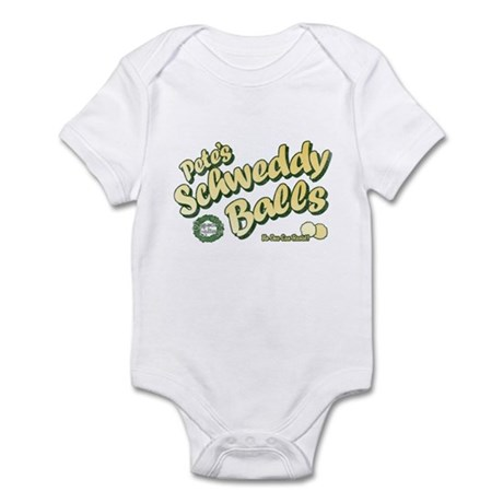Schweddy Balls SNL Infant Bodysuit