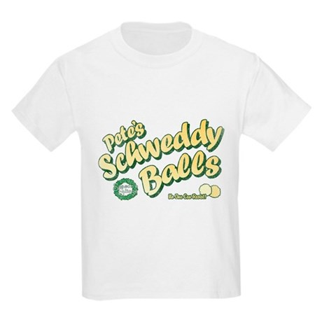 Schweddy Balls SNL Kids Light T-Shirt