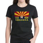Arizona State Prison Women's Dark T-Shirt