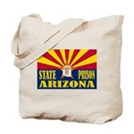 Arizona State Prison Tote Bag