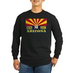 Arizona State Prison Long Sleeve Dark T-Shirt